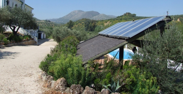 Best eco hotels andalucia