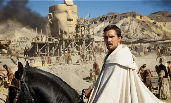Exodus Gods & Kings movie Christian Bale