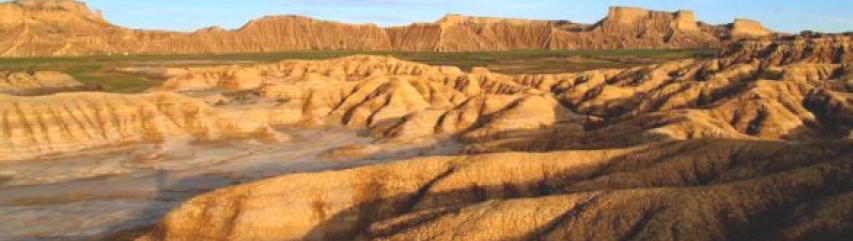 Bardenas Reales national park Navarra Game of Thrones 6 filming locations