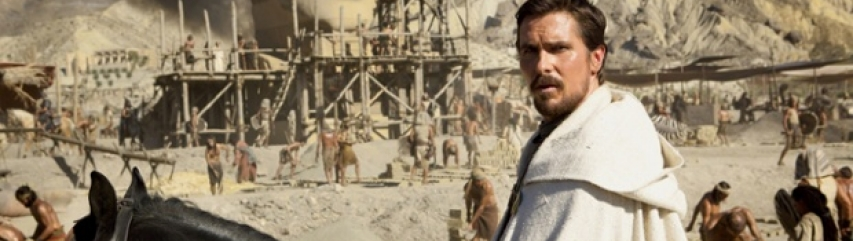 Exodus Gods & Kings movie Christian Bale