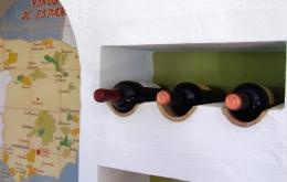 """¿Rioja o Ribera del Duero, Albariño o Rueda? Nuestro """"mapa de vinos"""" le ofrece vinos de toda España y más del 50% proviene de Andalucía."""