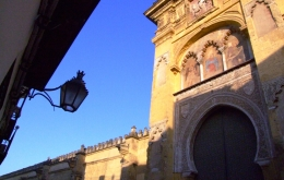 Córdoba and its mesmerizing mezquita makes for a fascinating day trip from Casa Olea.