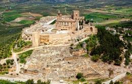 Casa Olea bed & breakfast Andalucia near Alcala La Mota fortress