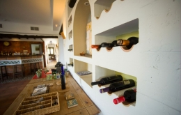 Casa Olea B&B Andalucia bar spanish wines