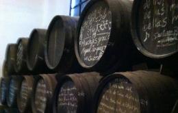 Casa Olea Landhotel für Weinprobe auf der Montilla Bodega Tour