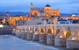 Casa Olea Landhotel in der Nähe von Cordoba römische Brücke Mezquita