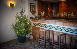 Casa Olea ländlichen Hotels Spanien Weihnachtszeit