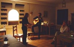 Casa Olea B&B ländliches Spanien privates Flamenco-Fest