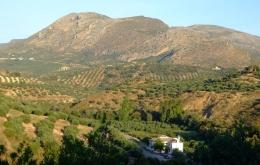 Casa Olea Bed & Breakfast Andalusien Subbetica Spanien