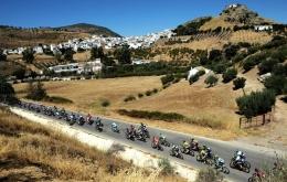 Casa Olea rural hotel La Vuelta Spain cycling route Andalucia