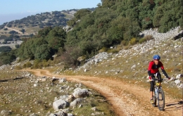 Casa Olea ländlichen Hotels Andalusien Mountainbiken