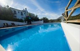 Casa Olea boutique hotels Andalucia pool