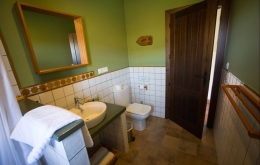 Casa Olea small hotels Andalucia private bathroom