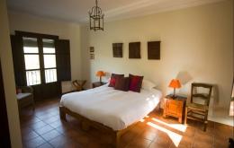 Casa Olea Boutique Hotels Andalusien Zimmer mit Balkon
