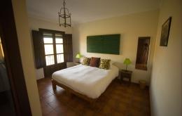 Casa Olea Boutique Hotels Andalusien Zimmer mit Blick auf den Pool