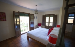 Casa Olea boutique hotels Andalucia rooms with views