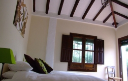 Casa Olea boutique hotels Andalucia rooms with private terrace