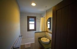 Casa Olea ländlichen Hotels Spanien Bad und Dusche