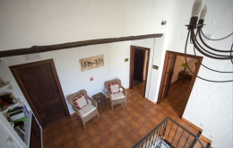 Casa Olea boutique hotels Andalucia stairs seating