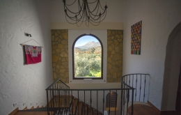 Casa Olea boutique hotels Andalucia with views