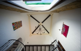 Casa Olea boutique hotels Andalucia stairs