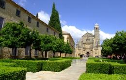 Casa Olea country hotel Andalucia daytrip Ubeda Baeza