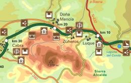 Casa Olea Via Verde Subbetica Radweg Olivenweg