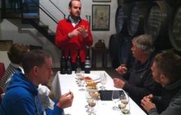 Casa Olea B&B Cordoba für Weinproben Montilla Weinberg