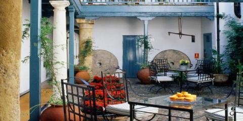 Romantic escapes in spain casa olea - Las casa del rey de baeza ...